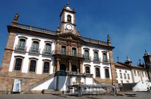 Museum in Ouro Preto (from Wiki Commons)